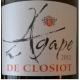 Agape De Closiot Château Closiot Graves rouge 2012