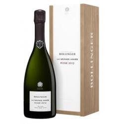 Bollinger La Grande Année Rosé Brut Champagne