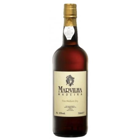 Madeira Marvilha 5 Years Fine Medium Rich