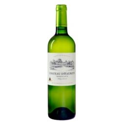 Chateau D'Haurets Bordeaux Blanc
