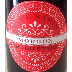 Morgon 'La Collection' AC Paul Sapin 2013