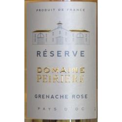 Grenache Rosé Domaine Periere Reserve 2015