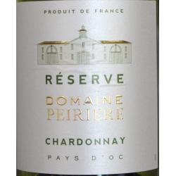 Chardonnay Domaine Periere Reserve 2015