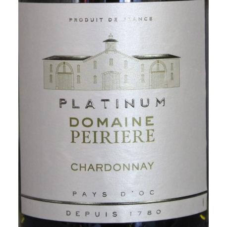 Chardonnay Sur Lie Platinum - Paul Sapin 2015