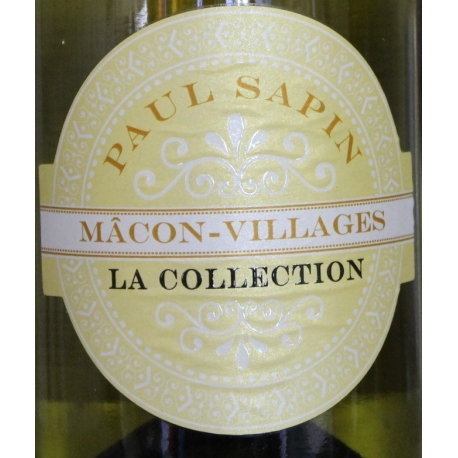 Mâcon Villages Collection Paul Sapin 2014