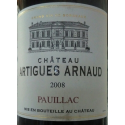 Artigues Arnaud Château 2008