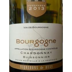 Bourgogne Chardonnay Buissonnier 2013 Kelderrest