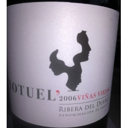 Yotuel vinas viejas Ribera Del Duero 2006