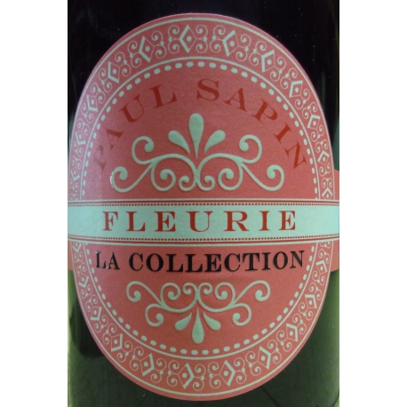 Fleurie Collection AC Paul Sapin 2013