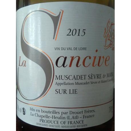 Muscadet De Sèvre & Maine 'La Sancive' Drouet 2015