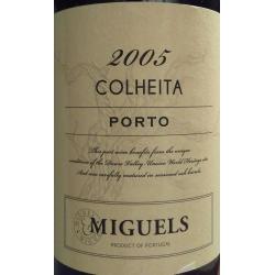Colheita Port Miguels 2005