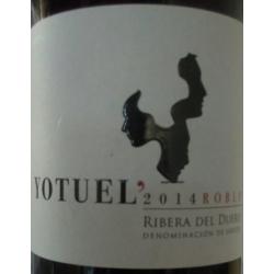YOTUEL ROBLE - Bodegas Gallego Zapatero 2014