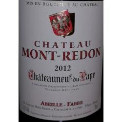 Châteauneuf du Pape Château Mont - Redon rood 2013