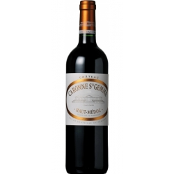 Château Caronne Ste Gemme 2015 - 6 bouteilles en caise de bois