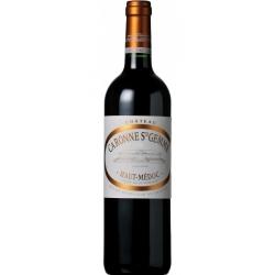 Château Caronne Ste Gemme 2015 - 6 flessen in houten kist