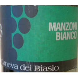 Manzoni Bianco La Canevia Dei Biasio 2016