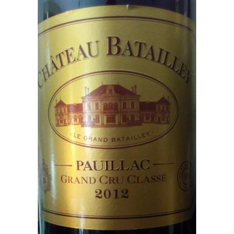 Château Batailley 2014