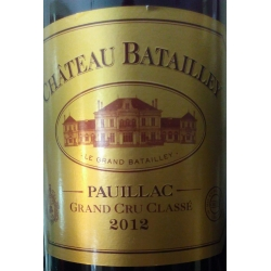 Château Batailley Magnum 2012