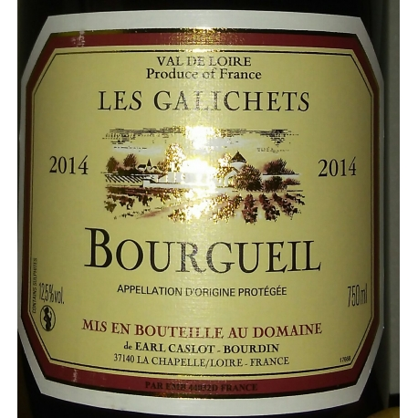 Bourgeuil Les Galichets MO 2014