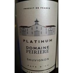 Sauvignon Sur Lie PLATINUM Domaine Peiriere 2016