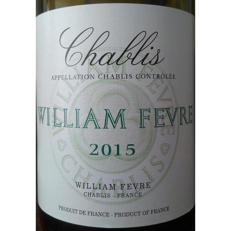 Chablis Domaine William Fevre 2015
