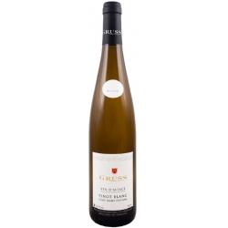 Pinot Blanc Clos Saint Etienne Domaine Gruss 2018