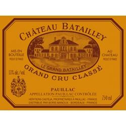 Château Batailley Grand Cru Classé 2008