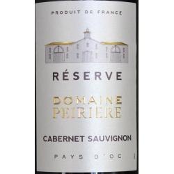 Cabernet Sauvignon Reserve Domaine Peiriere 2016