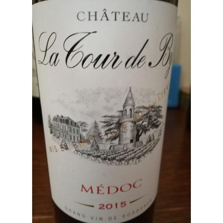 Château La Tour De By Cru Bourgeois 2014