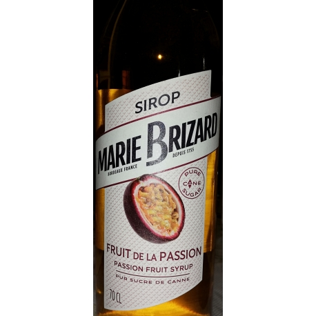 Marie Brizard Fruit de La Passion 75 cl.