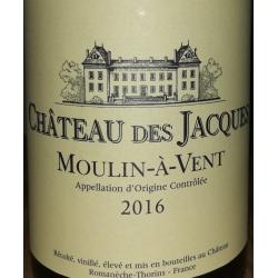Chateau des Jacques Moulin-à-vent