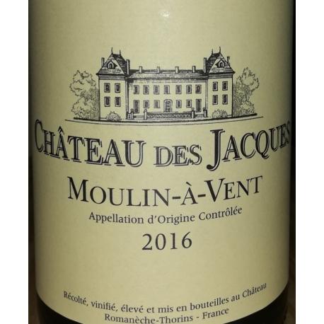 Moulin Vent 'Château des Jacques' Louis Jadot 2015