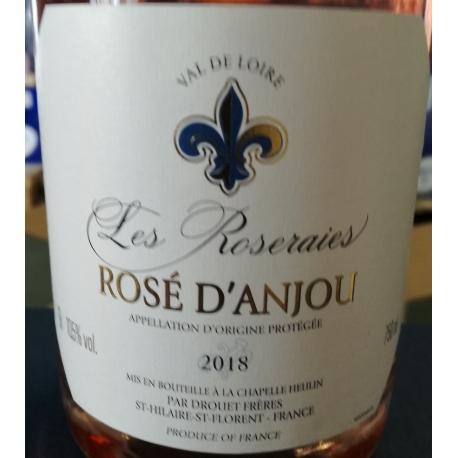 Rosé D`Anjou 'Les Roserales' Jean Barin 2015