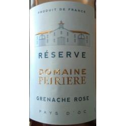 Grénache Rosé Domaine Periere Pays D'OC 2018