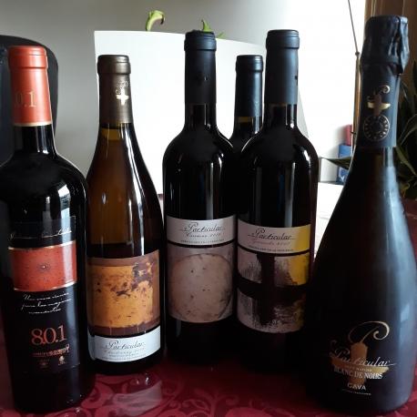 PROEFPAKKET BODEGA SAN VALERO- PARTICULAR 6 flessen