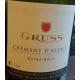 Crémant d'Alsace Extra-Brut Domaine Gruss