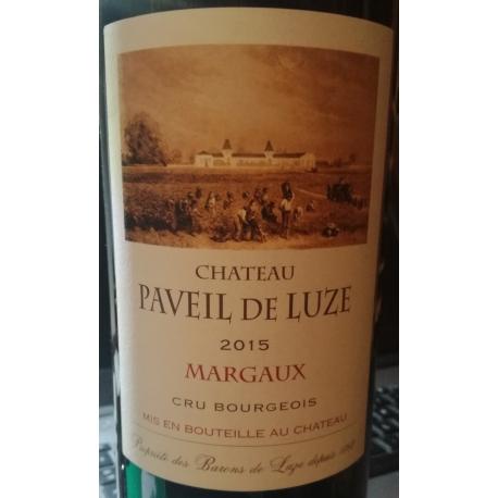 Château Paveil De Luze Margaux 2015 MAGNUM