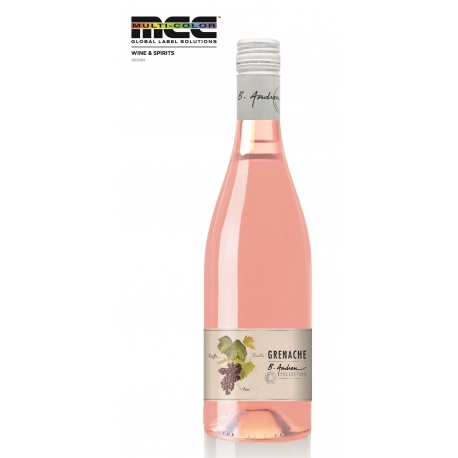 Grenache Rosé Collection Bruno Andreu 2019