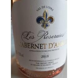 Cabernet D`Anjou 'Les Roserales' Jean Barin 2017 (rosé)
