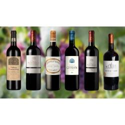 Trousse de degustation Bordeaux