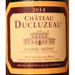 Chateau Ducluzeau 2014