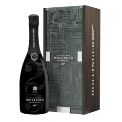 Champagne Bollinger James Bond 007 Brut